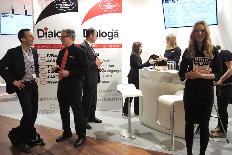 CCW Berlin 2013 - Events - Dialoga Group