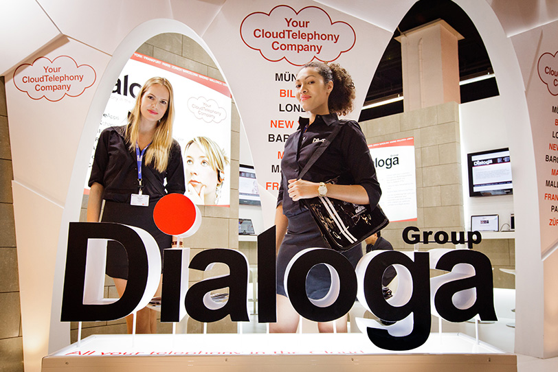 Mobile World Congress Barcelona 2012 - Events - Dialoga Group