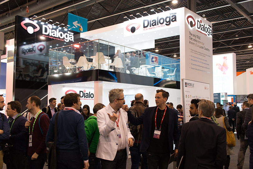 Mobile World Congress Barcelona 2016 - Events - Dialoga Group