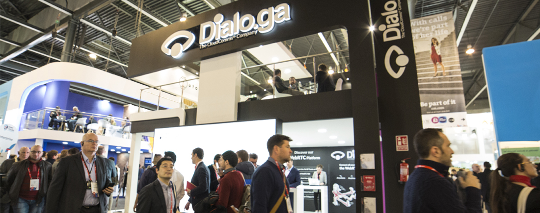 Dialoga presents its new products for Contact Centres at Mobile World Congress 2018 | News